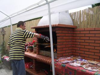Aveiro 70/4 Rood..., de keuken is geopend !